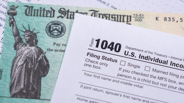File Your Taxes Sooner If Your Income Fell in 2020