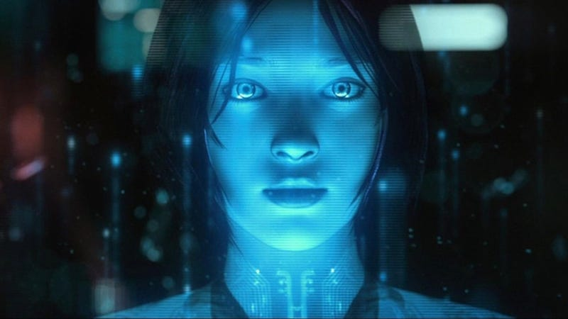 Illustration for article titled Cortana has a Different Look on the Windows Phone