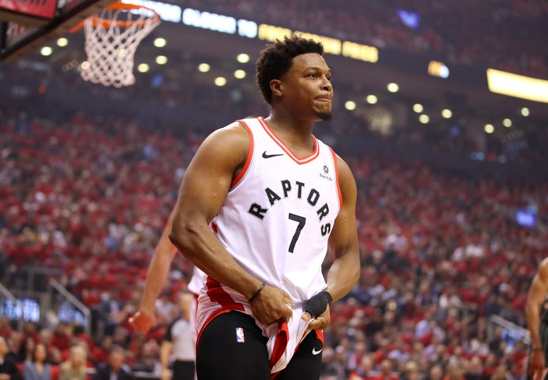 Illustration for article titled Kyle Lowry Once Punched Him In The Face And Now He Couldn't Be Prouder