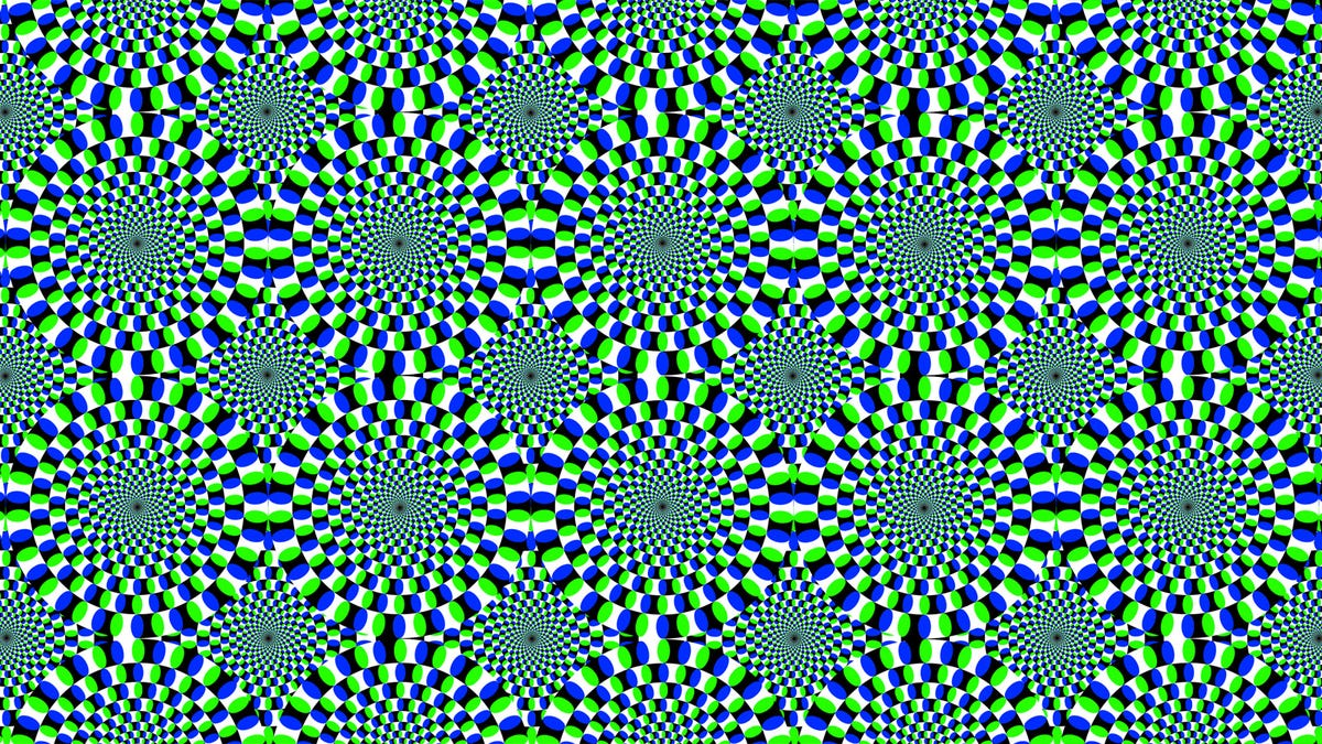20 optical illusions that break the brain completely