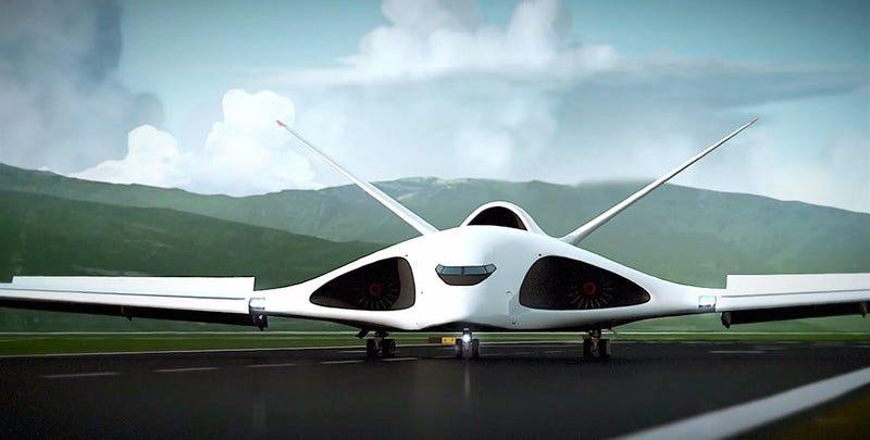 Illustration for article titled El plan de Rusia para construir el avión de carga más grande del mundo
