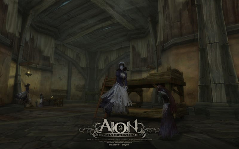Illustration for article titled The Darker Side Of Aion