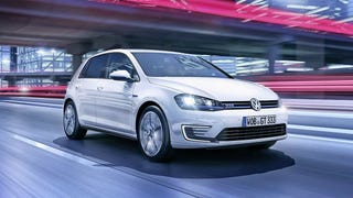Illustration for article titled Is The Electric Golf Quicker Than The GTI?