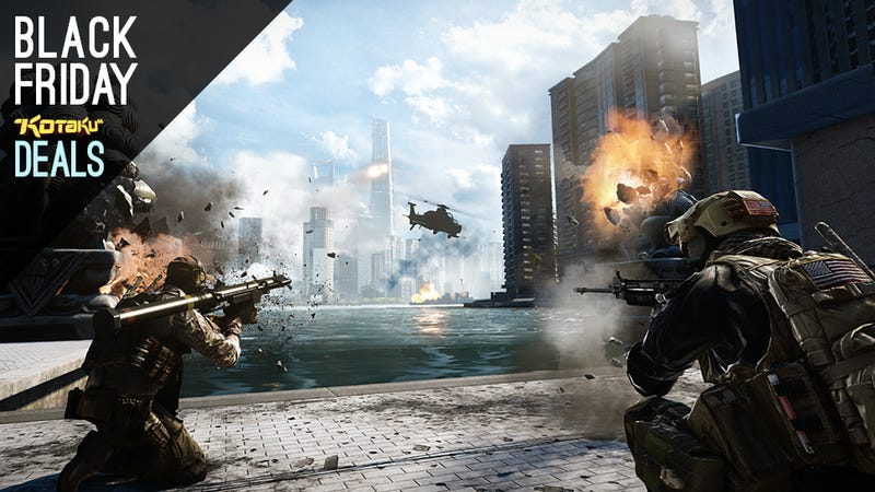 Illustration for article titled Battlefield 4 $25, $75 With Season Pass (PS3 Digital) Now Live