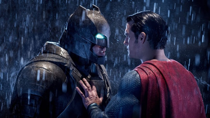 Illustration for article titled Batman v Superman Tops Razzies Nominations Shortlist
