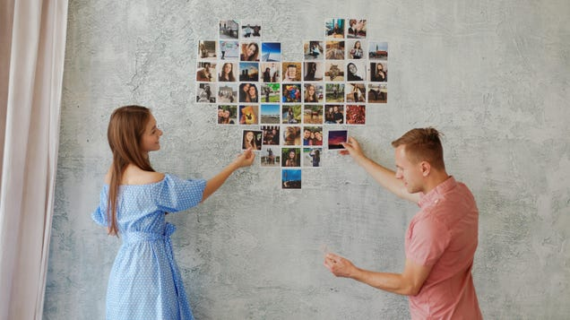 How To Make a Photo Collage for Valentine s Day