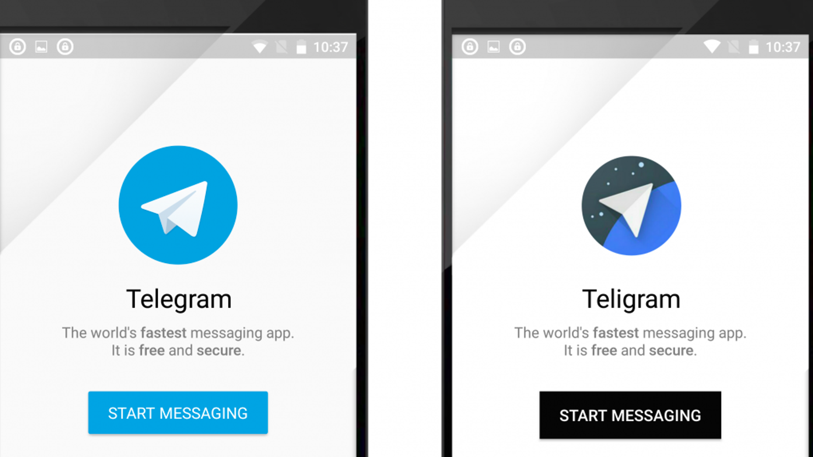 Dont Download These Fake Telegram Apps