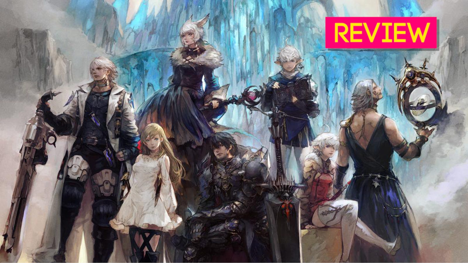 Final Fantasy XIV: Shadowbringers: The Kotaku Review