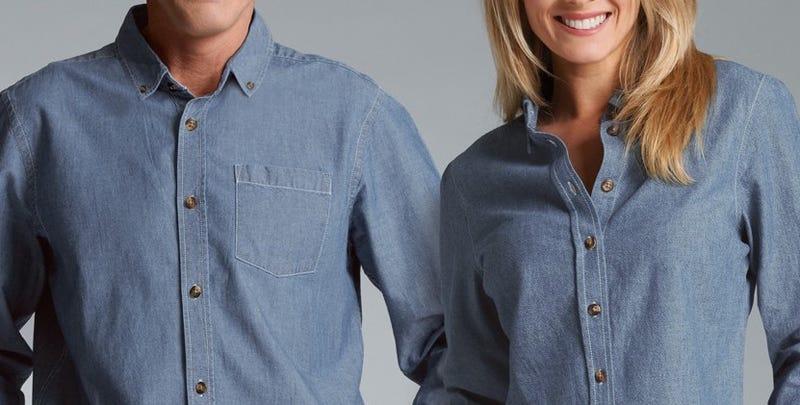 Illustration for article titled Por qué los botones de la ropa de hombre están a la derecha y los de la mujer a la izquierda