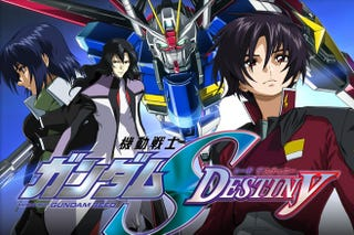 Illustration for article titled Dex's Review: Mobile Suit Gundam SEED Destiny