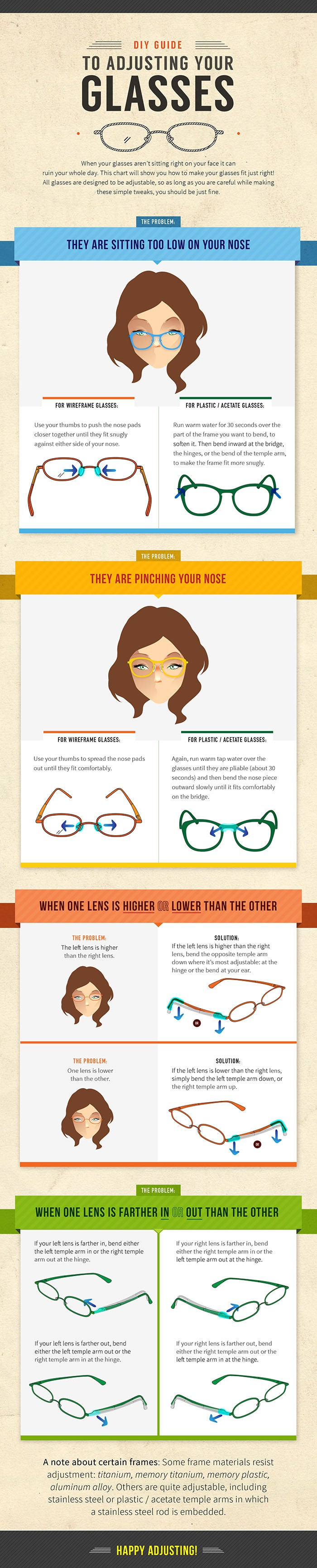 12fede285f A DIY Guide to Adjusting Your Own Glasses