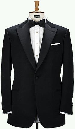 Illustration for article titled 17 Year Old Girl Sues,  Changes School Policy,  And Will Wear Her Tuxedo To Prom