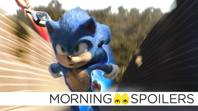 Updates From Sonic 2, Guardians of the Galaxy Vol. 3, and More