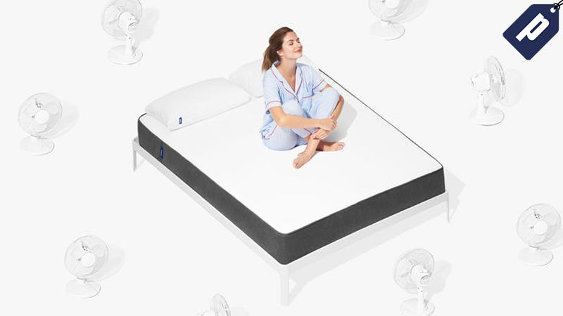 Illustration for article titled Sleep Cool All Summer: Save $75 On The Mattress When You Buy Any Other Product