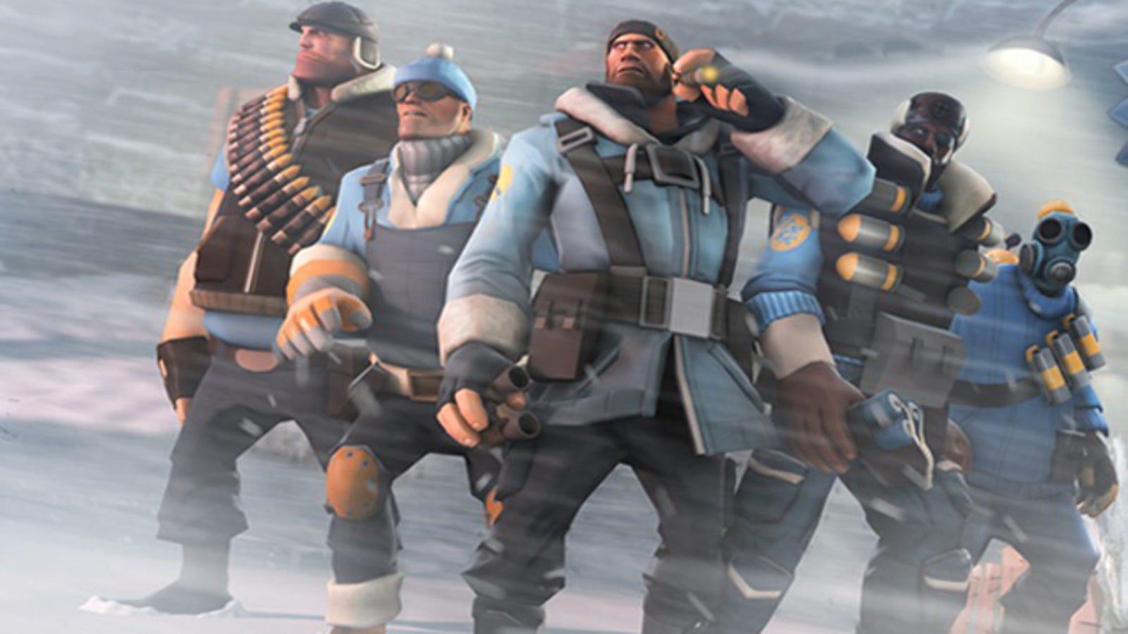 Fan Creates Team Fortress 2 Story Mode