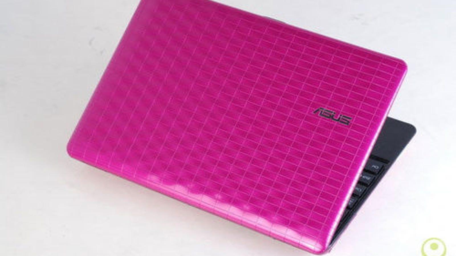 Asus Eee PC 1008P Netbook: Next-Gen Atom N450 Processor ...