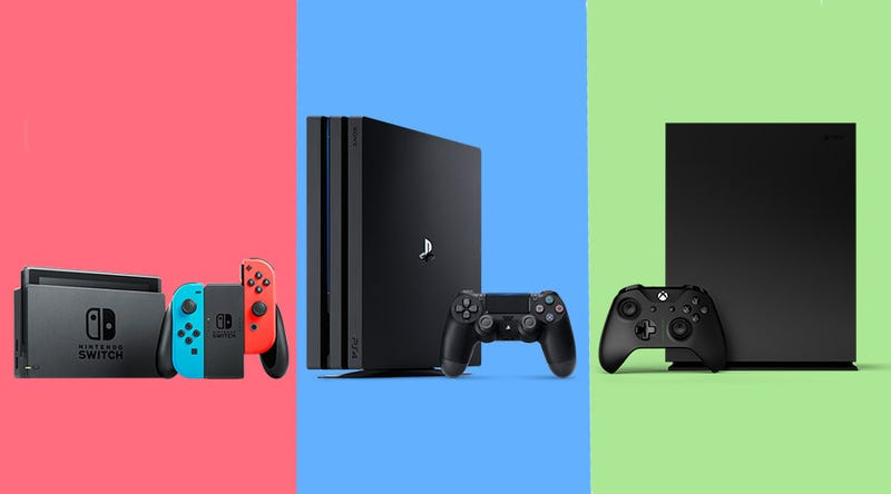 Illustration for article titled (Poll) Help Me Choose A Console!