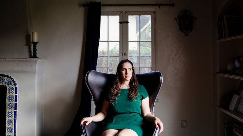 Megan Amram (Photo: The Washington Post)
