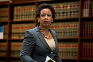 U.S. Attorney for the Eastern District of New York Loretta Lynch in 2012Ramin Talaie/Getty Images