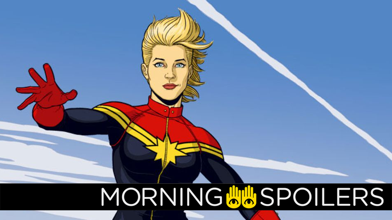Illustration for article titled The Captain Marvel Movie Will Include a Major Conflict From the Comics