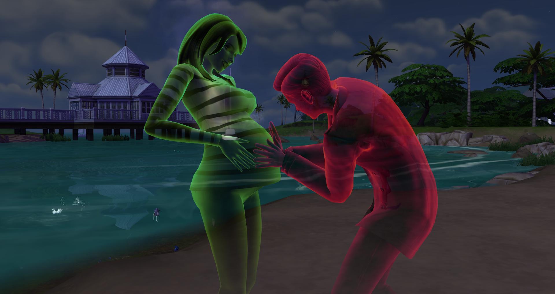 Sims 4 Male Pregnancy