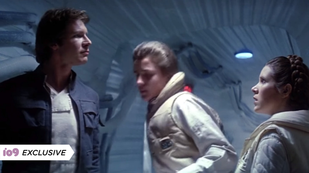 A Look Inside Empire Strikes Back s Anniversary Anthology Reveals the Unsung Hero of Echo Base