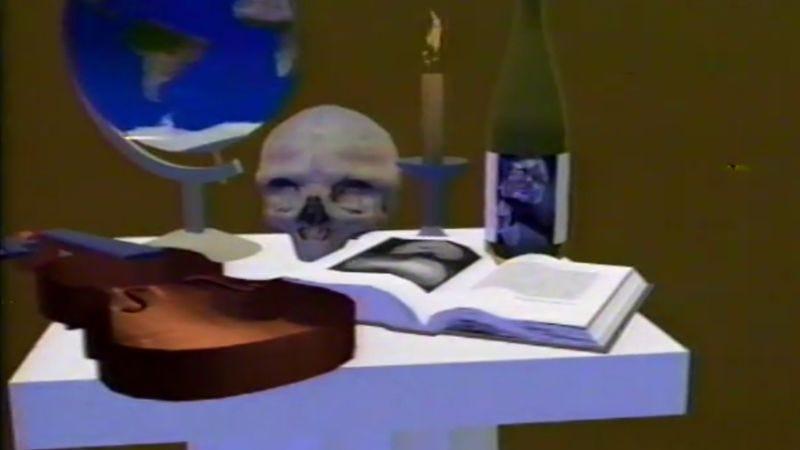 """(Screenshot: Fakespace Music, """"Still Life"""")"""