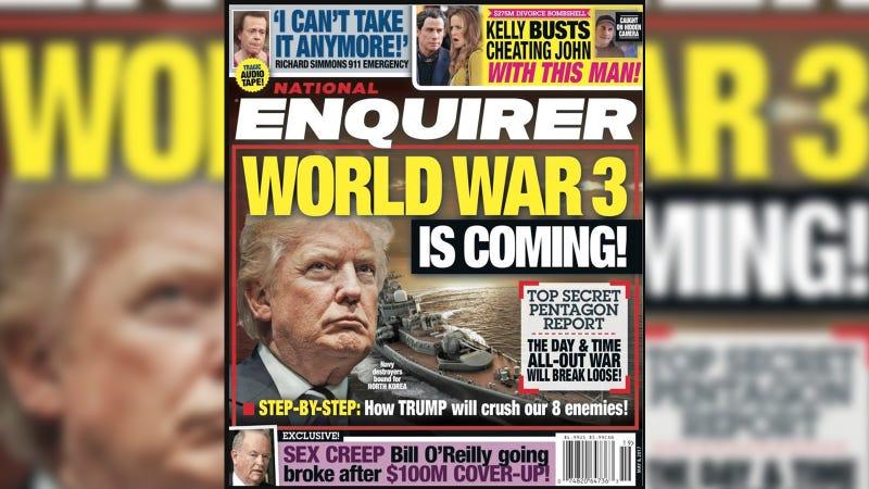 Images via National Enquirer.