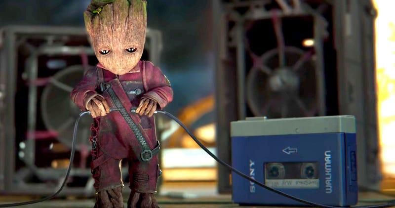 Illustration for article titled Ya puedes escuchar la banda sonora secreta e inédita de Guardians of the Galaxy