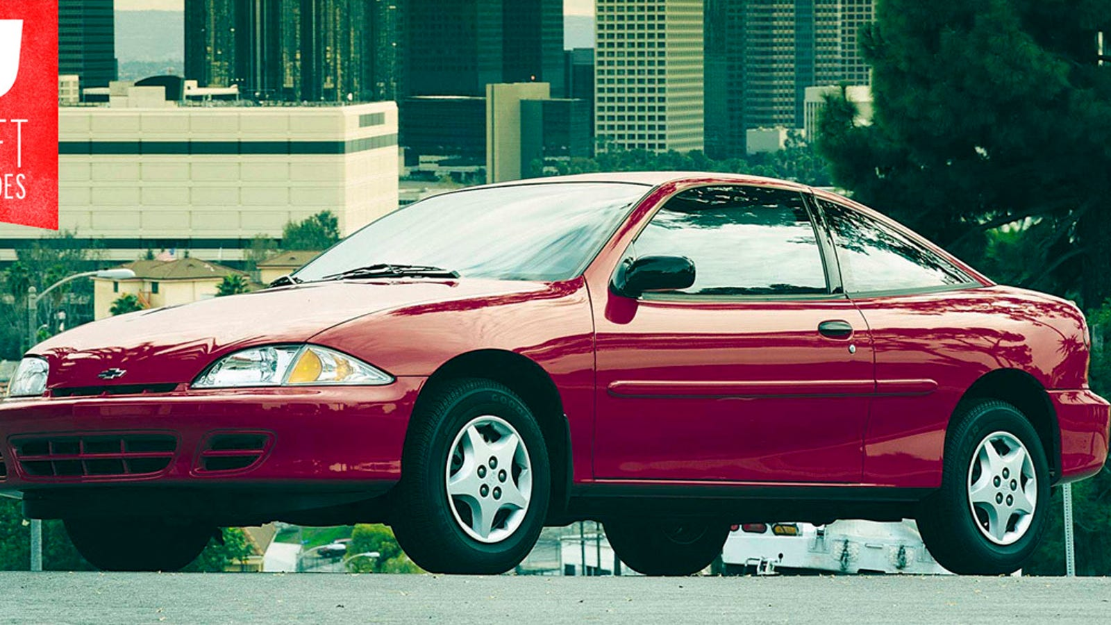 The Ultimate Gift Guide For Chevrolet Cavalier And Pontiac Sunfire Owners
