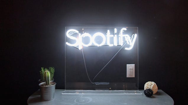 Spotify buys true crime podcast studio Parcast