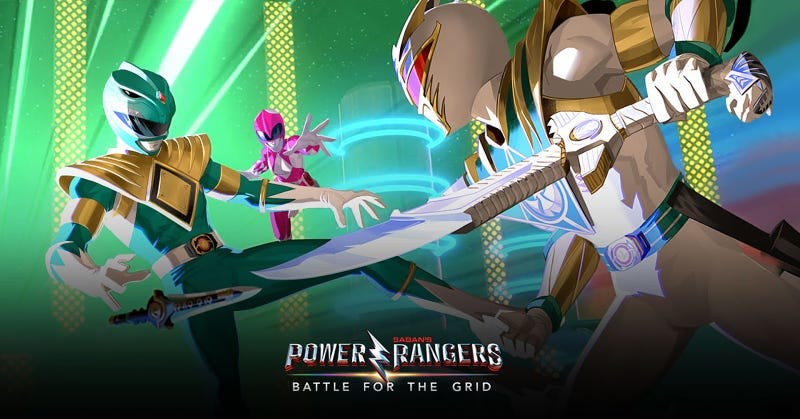 Illustration for article titled The Power Rangers Fighting Game Adds Three New Rangers And A Story Mode