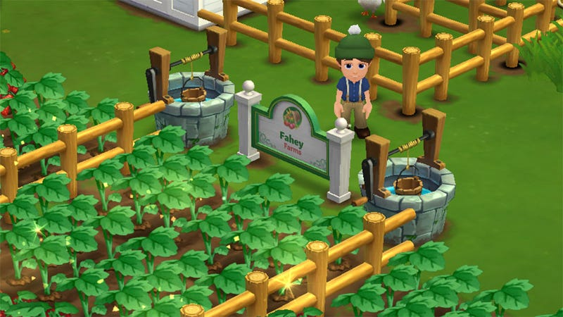 Illustration for article titled What Facebook is Playing This Week: FarmVille 2 Rising
