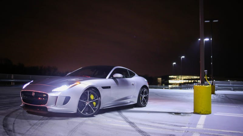 Ilration For Article Led The Jaguar F Type Replacement Could Go All Electric