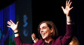 Illustration for article titled Oregon's Next Governor Will be the First Bisexual to Head State