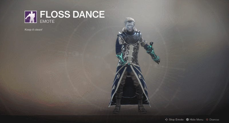 Warframe dance emotes