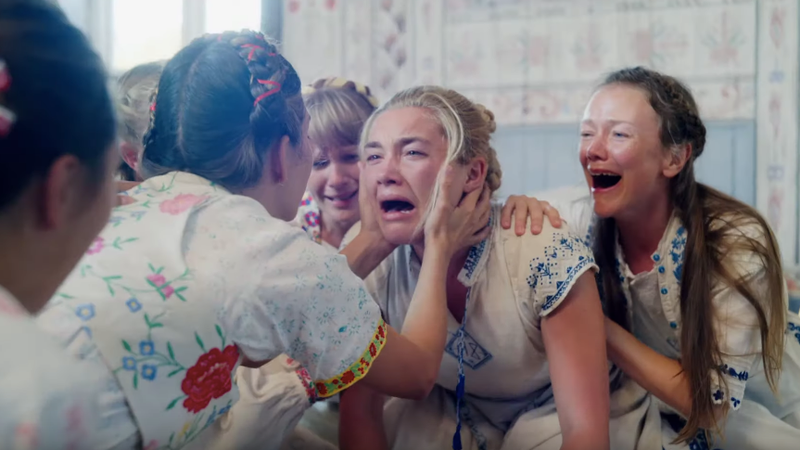 Illustration for article titled Midsommar Will Make You Burn Every Flower Crown and Never Go to a Festival Again