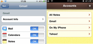Illustration for article titled How to Sync iPhone Notes to Your Gmail Account