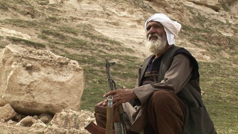 "Illustration for article titled Frontline: ""Fighting For Bin Laden"""