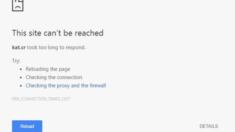 Popular Torrent Search Engine Shuts Down Without Explanation