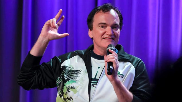 Don t Hold Your Breath for That Quentin Tarantino Star Trek Movie