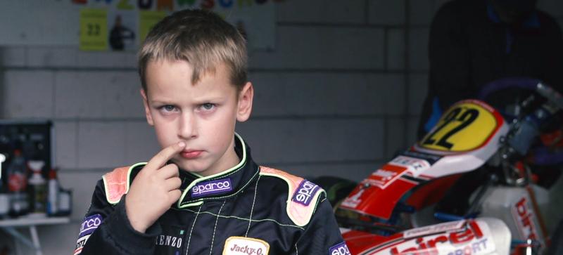 Screencap via Kart Kids Der Film trailer
