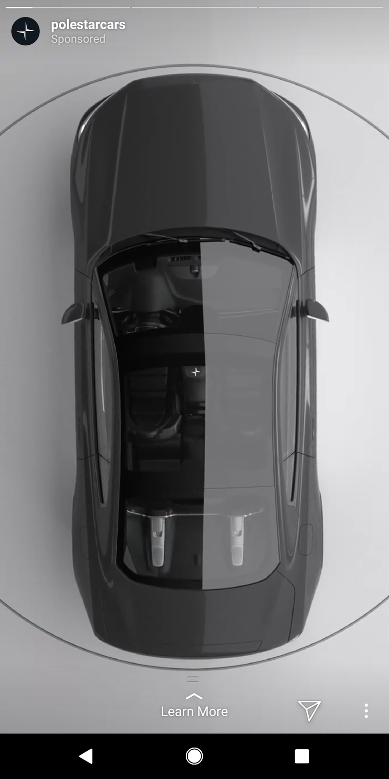Illustration for article titled 2020 Mustang Top View