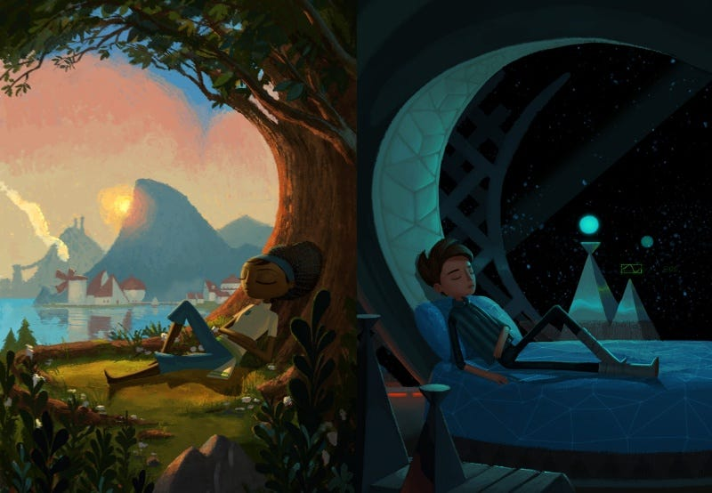 Illustration for article titled Broken Age : Act 1 - First Impression