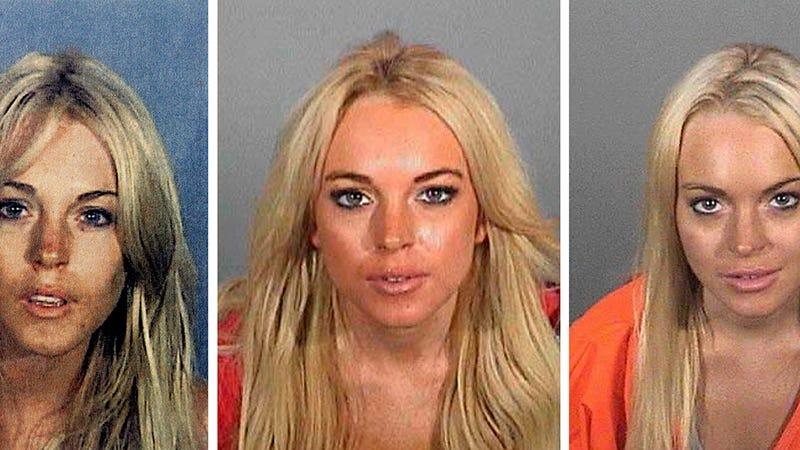 Illustration for article titled Safe Driver Lindsay Lohan Now Peddling Car Insurance