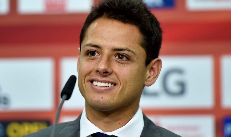 Illustration for article titled An Injured Chicharito Is Truthering Bundesliga Highlights