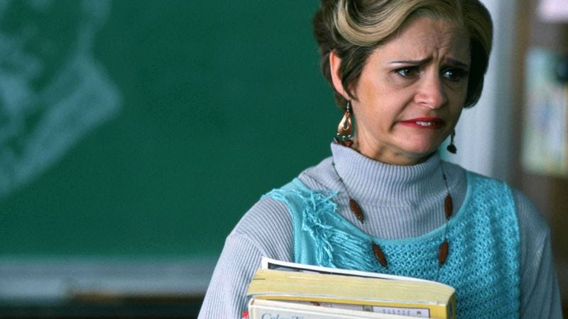 Illustration for article titled TV Club Classic goes back to school with Jerri Blank andStrangers With Candy