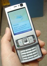 Illustration for article titled Nokia N95: Smartphone of 2007?