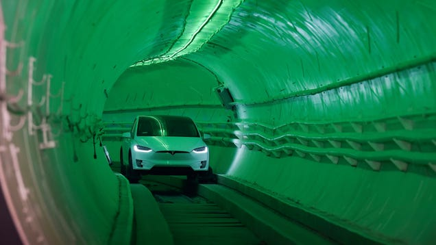 Elon Musk s D.C. to Baltimore Tunnel Sounds Worse than Pointless