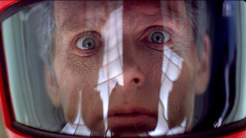 Illustration for article titled Escucha a Stanley Kubrickexplicar el final de 2001: Una odisea en el espacio en esta grabación inédita